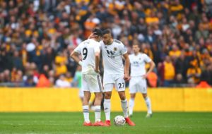 Wolves suffer an FA Cup Semi-Final defeat to Watford after being 2-0 goes the good with 11 minutes to go.