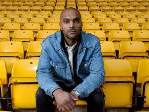 Carl Ikeme talks his experiences in his new book 'Why Not Me?'