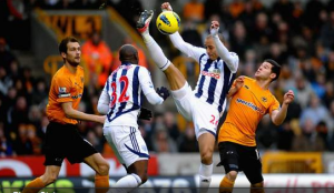 Wolves suffer a humiliating defeat to West Brom at Molineux.