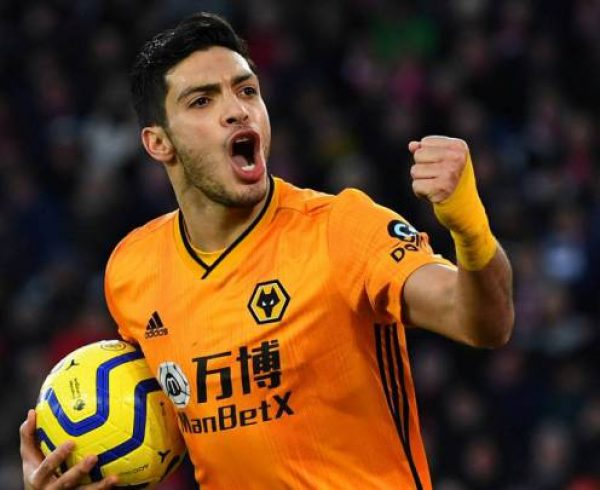 Raul Jimenez is becoming a legend at Wolves