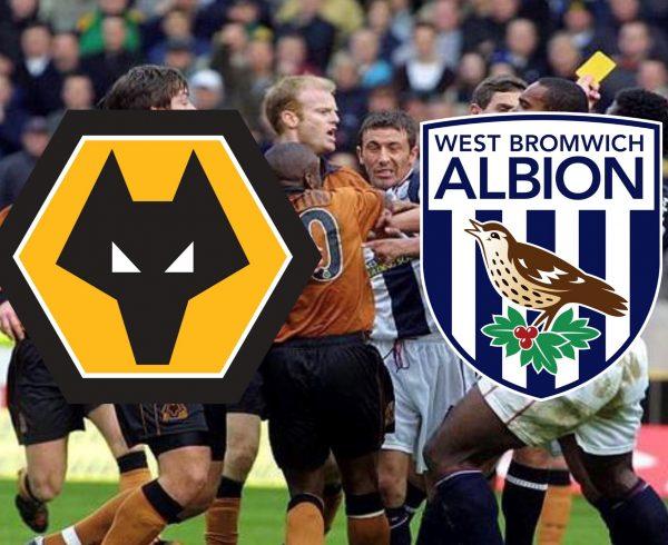 Wolves V West Brom